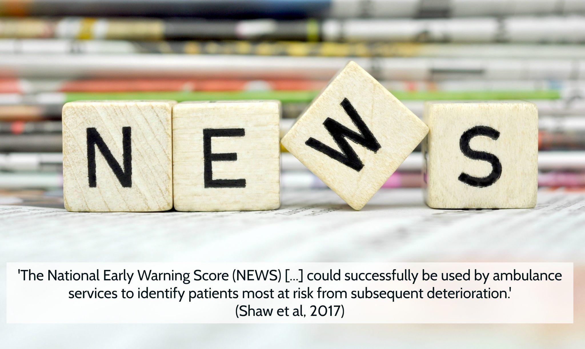 news score